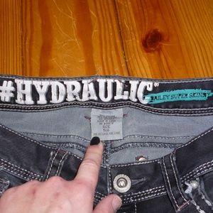 Hydraulic Jeans - Hydraulic Skinny Jeans